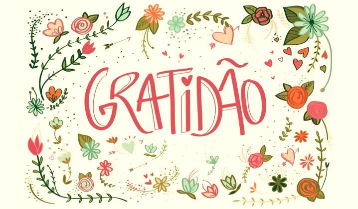 A gratidão é O Segredo na Lei da Atração